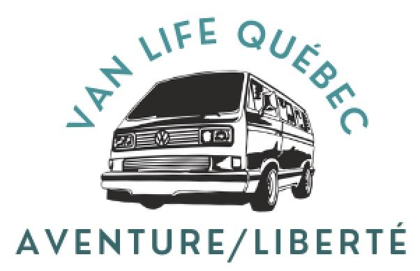 camping vanlife road trip Vanlife Québec